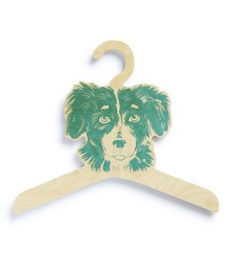 petit cintre motif chien