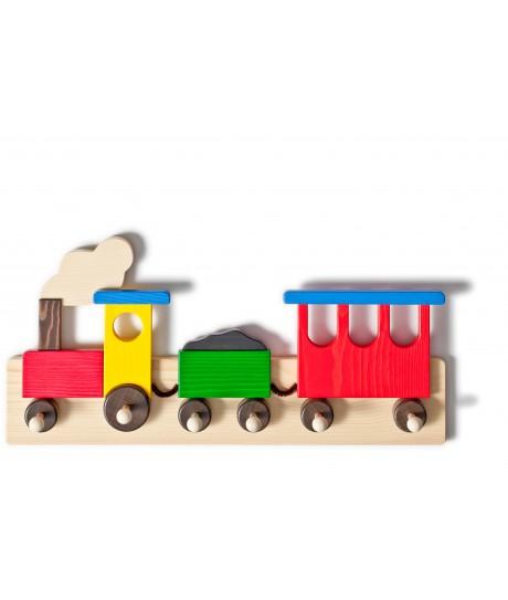 Porte- habit train