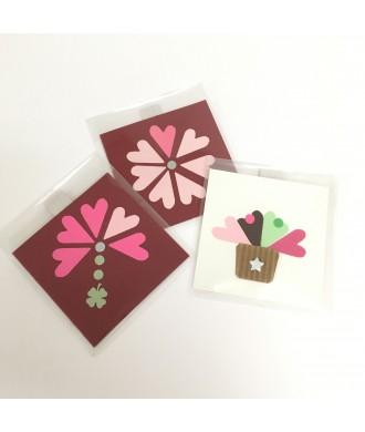 Mini-cartes St-Valentin