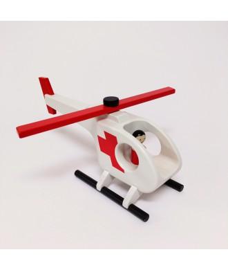 Hélicoptère paramédical