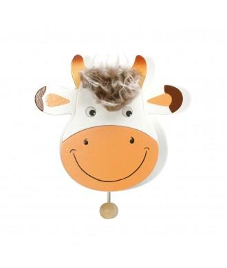 Boîte à musique vache