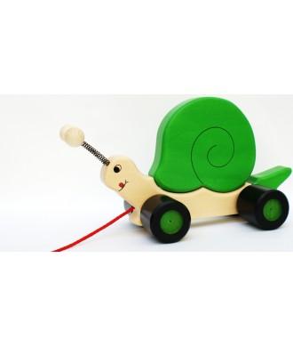 Escargot vert