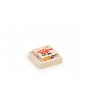 Cube puzzle suisse