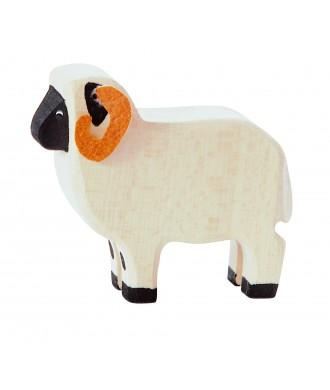 Mouton nez noir grand