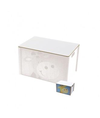 Couvercle pour boîte empilable