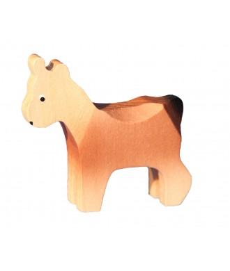 Petite chèvre brune