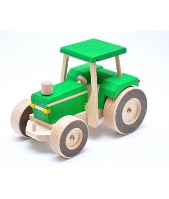 Tracteur John vert