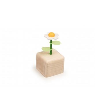 Boîte à musique fleur Meierisli