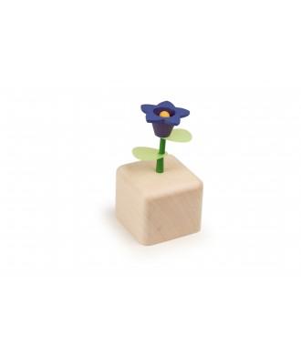 Boîte à musique fleur Enzian
